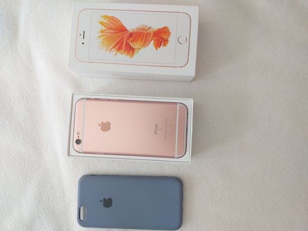 Iphone 6s case gratis