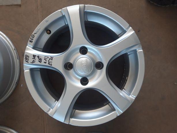 188 Felgi Aluminiowe 4x108 R15 Peugeot CITROEN MAM