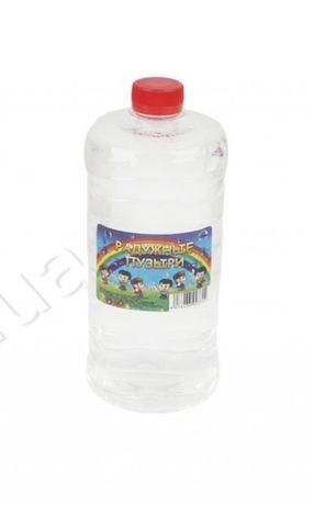 Запаска для мыльных пузырей 1 литр