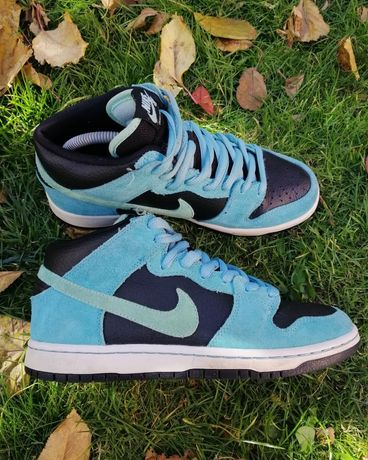 Кросовки Nike Dunk SB mid