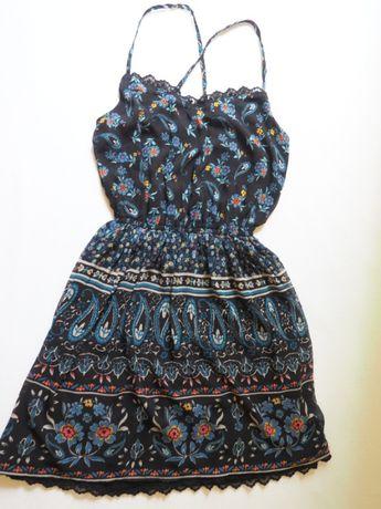 sukienka Hollister, r. XS/S