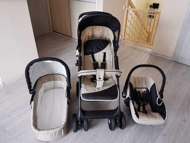 Wózek dziecięcy Hauck 3w1