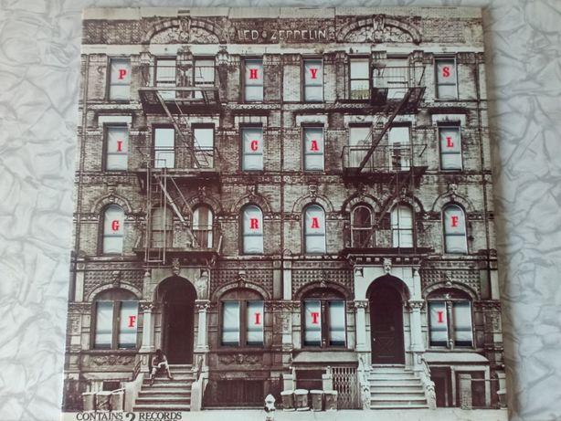 2LP Led Zeppelin - Physical Graffiti
