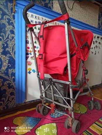 Maclaren globetrotter прогулочная коляска трость