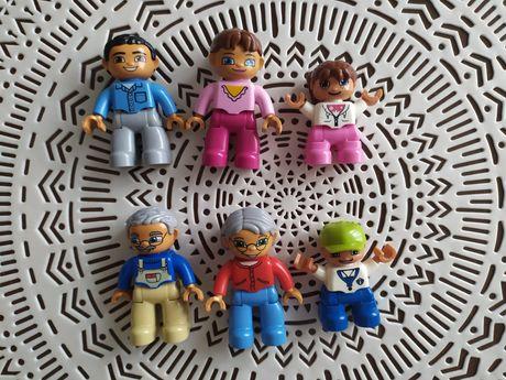 Figurki rodzina duplo