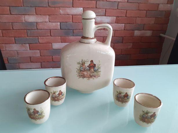 Stara polska porcelana