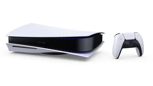 PlayStation 5 z napedem bluray