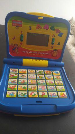 Laptop, Computer edukacyjny my babe preschool zabawka