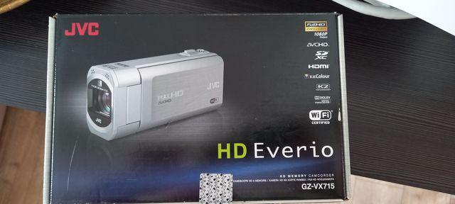 Kamera JVC HD everio gz-vx715