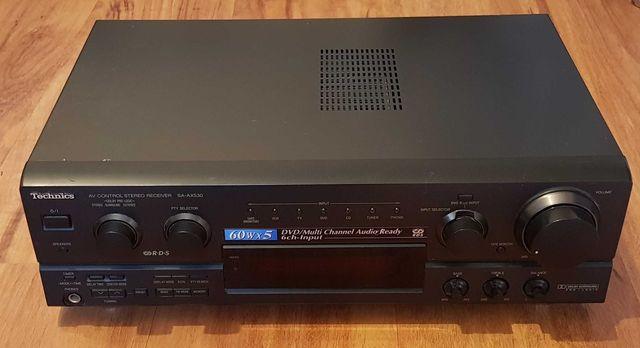 Amplituner Technics SA-AX530