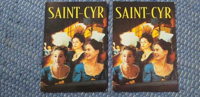 Postal do filme Saint-Cyr - portes incluidos.