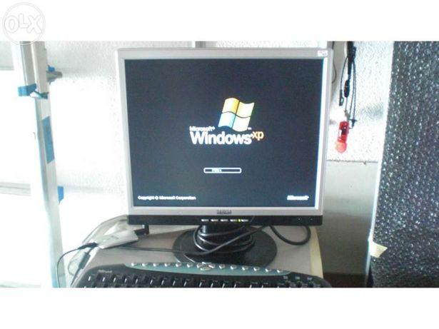 """Monitor LCD Targa Visionary 17"""""""
