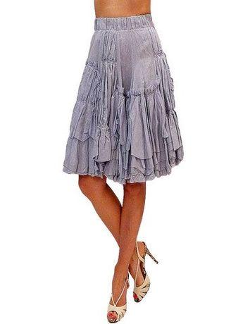 Шикарная юбка Ermanno Scervino. p. S-M оригинал