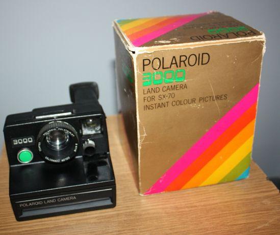 Aparat fotograficzny Polaroid 3000