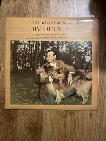 Vinil jim Reeves - a touch of nothing SF7978