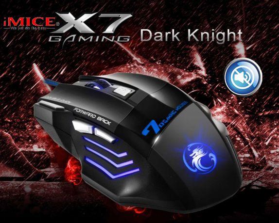 Gamingowa mysz *LED* do gier