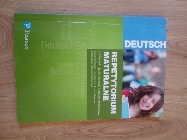 Repetytorium maturalne Pearson j.niemiecki
