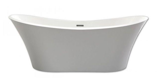 The North Bath Thor wanna wolnostojąca 180x80 + syfon