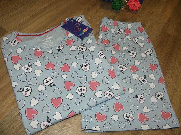 Летние пижамки для мальчиков и девочек