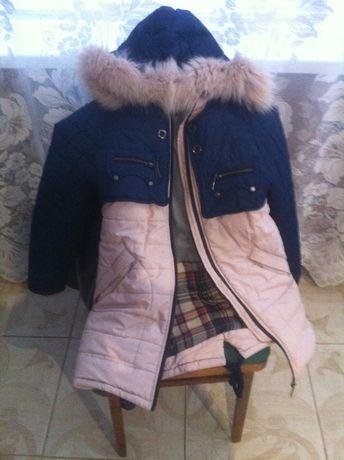 Продам зимнюю куртку подросток
