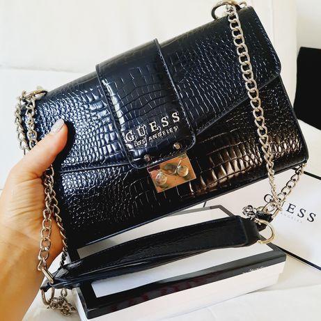 Супер стильна сумка/ кроссбоді Guess