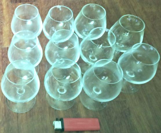 11 Copos Balão Pequenos