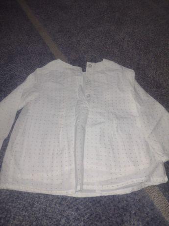 Koszula dla dziewczynki rozmiar 86