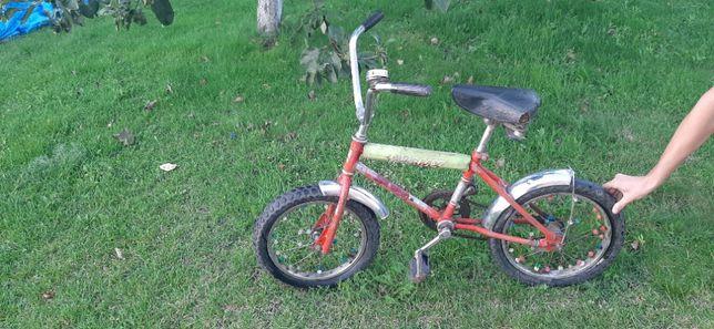 Rower BMX dla dziecka