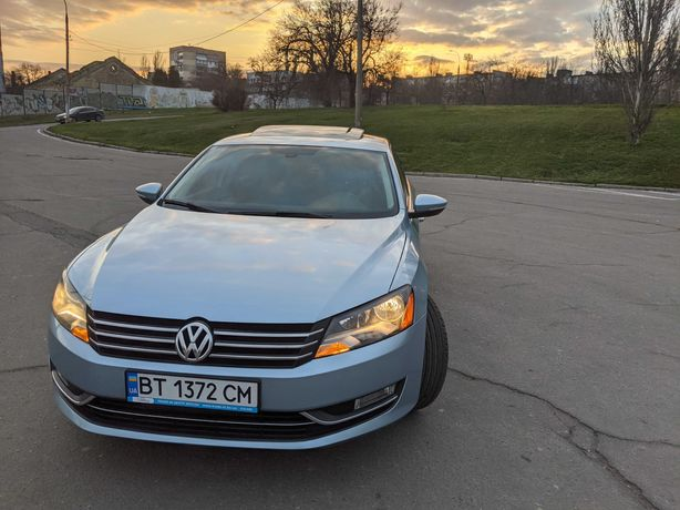 volkswagen passat b7 2012 двиг 2.5 авто бизнес класса полная комп.+газ