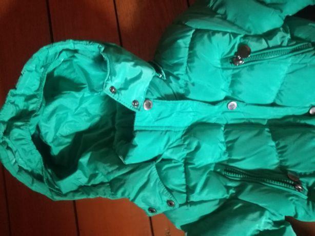 Kurtka zimowa płaszczyk sukienka