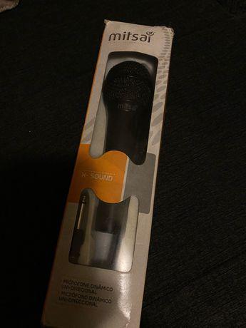 Microfone (Mitsai)