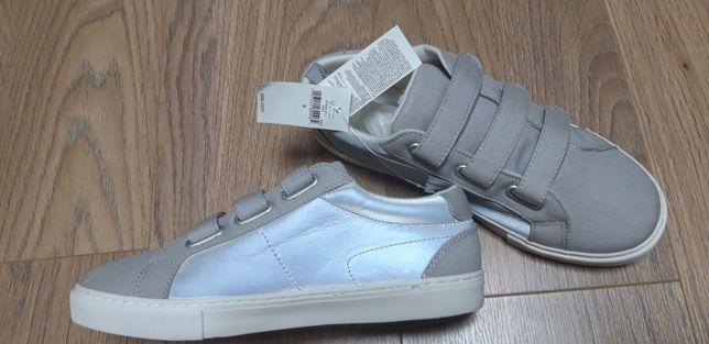 кроссовки, макасины GAP новые, 36 размер