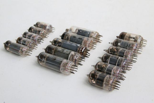 Радиолампы 6К4П, 6Ж1П, 6Ф1П, 6Ф4П, 6П1П, 6П15П, 6П18П