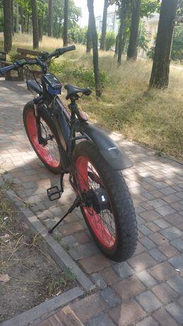 E-motion электровелосипед 16Ач / 1кВт електровелосипед