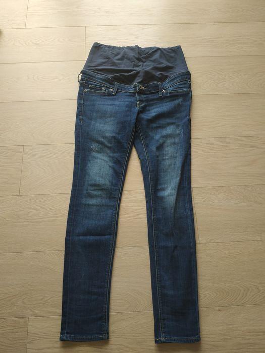 Spodnie ciążowe H&M rozmiar 40 Czaple - image 1