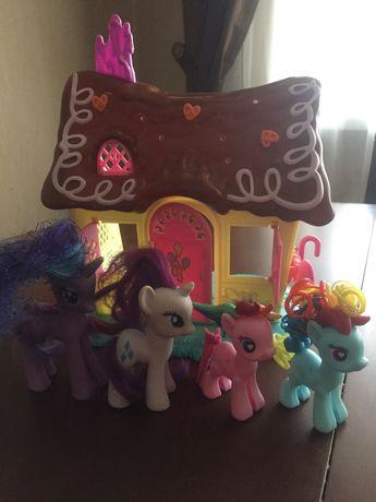 Domek Pinkie Pie z  My Little Pony