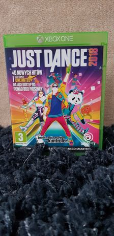 Just Dance 2018 PL na Xbox one
