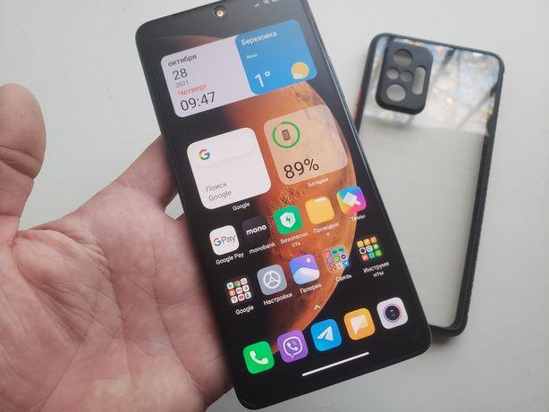 Xiaomi redmi note 10 Pro.  Как новый.