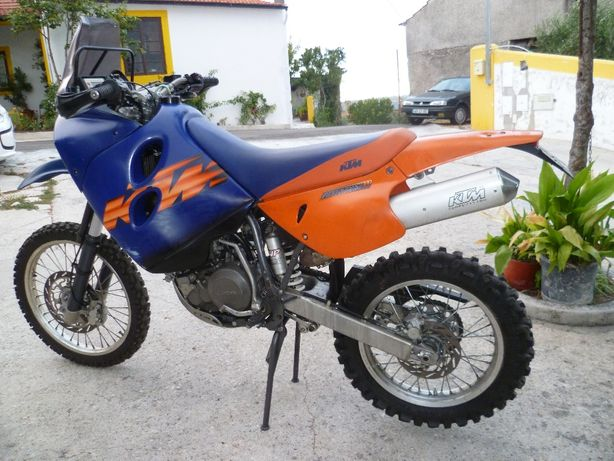 KTM LC4 Adventure - 640cc (Seminova)
