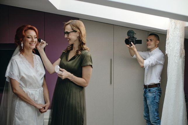 Видеосъемка, видеограф, видеооператор, свадебное видео