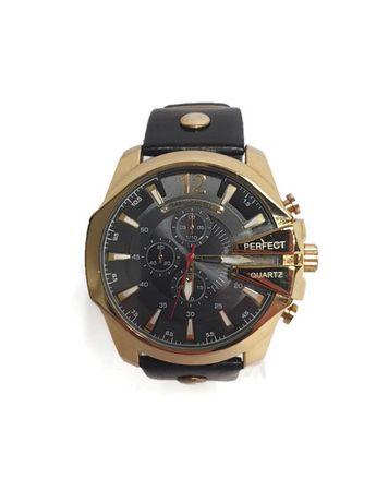 Zegarek Perfect A162 czarny pasek