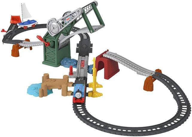 Томас и друзья Приключения на мосту. Железная дорога Thomas оригинал