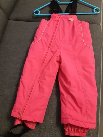 Spodnie do kombinezonu zimowego