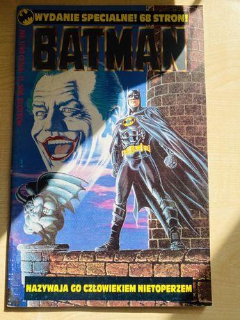 Batman. Wydanie specjalne 1/91