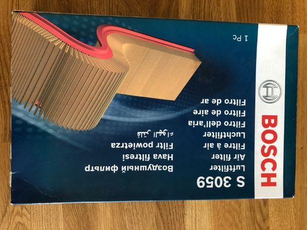 Filtr powietrza S3059 BOSCH Cordoba Ibiza Fabia 1.2 1.4 1.6