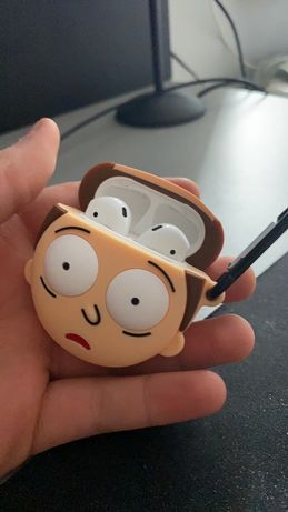 Etui AirPods Rick and Morty