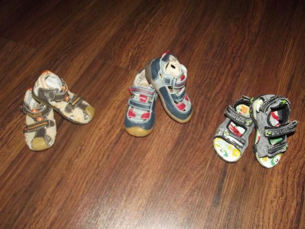 Sandałki dla chłopca 22-23