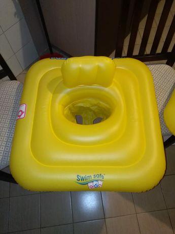 Siedzisko do nauki pływania dla dzieci