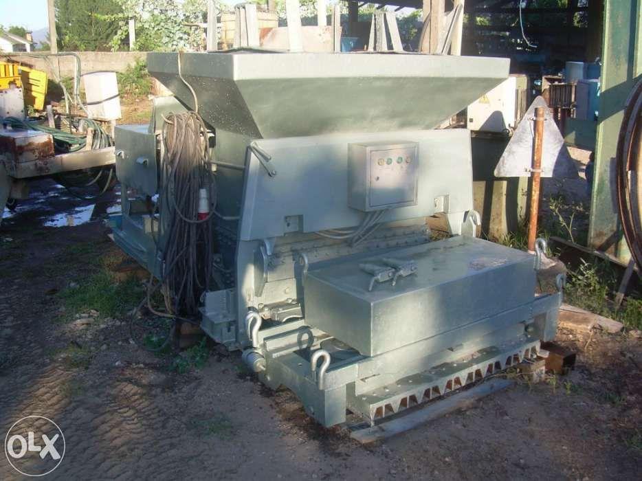 Maquina de vigas pré esforcadas Vila Verde - imagem 1