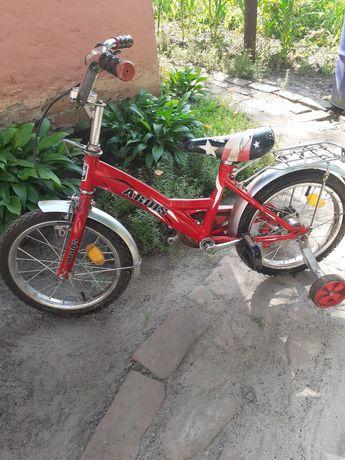 Продам детский двухколёсный велосипед